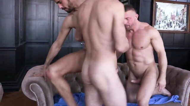 Daddy's Holiday Surprise Sc1 bareback gayxxx