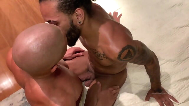 Aaron Chu and Andy Rodrigues black gayxxx