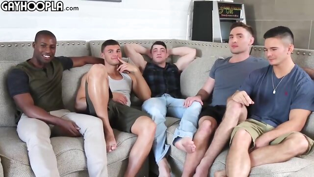 Collin Simpson - Orgy black gayxxx