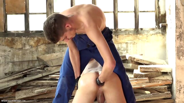 Teen Blond Slave Daniel Karrington Gets Banged, Spunk Fed And Fisted By Filthy brunette gayxxx