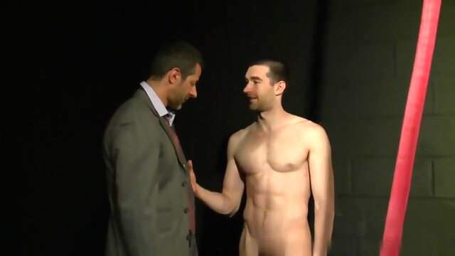 Antonio Garcia And Woody Fox Circus School hd gayxxx