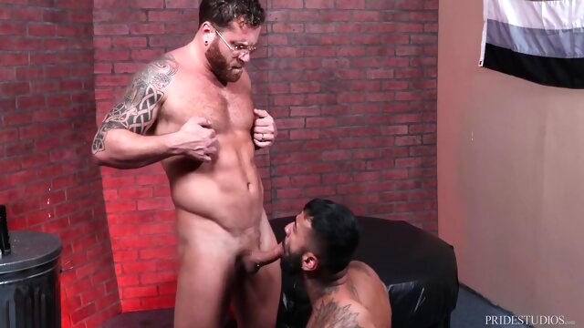 Ricky Larkin And Max Sargent In Beards & Bulges Compilation bear gayxxx